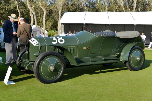 1911 Benz Prinz Heinrich Racing Touring Car