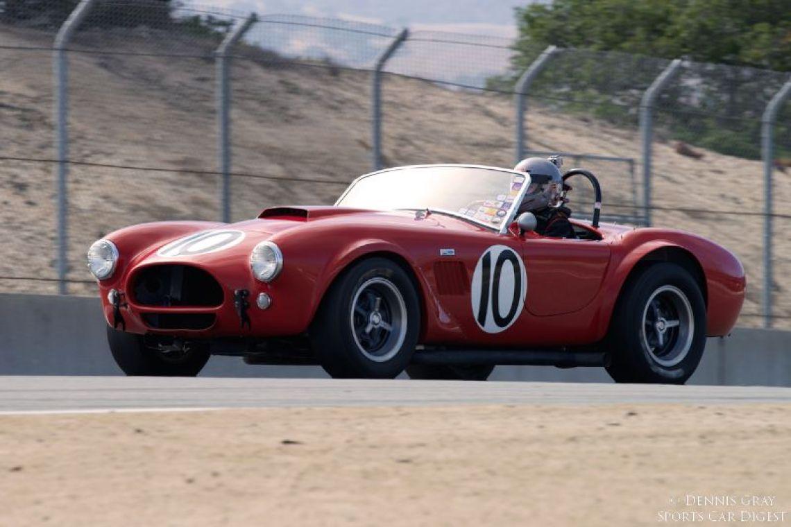 Sandra McNeil's 1963 Shelby Cobra.