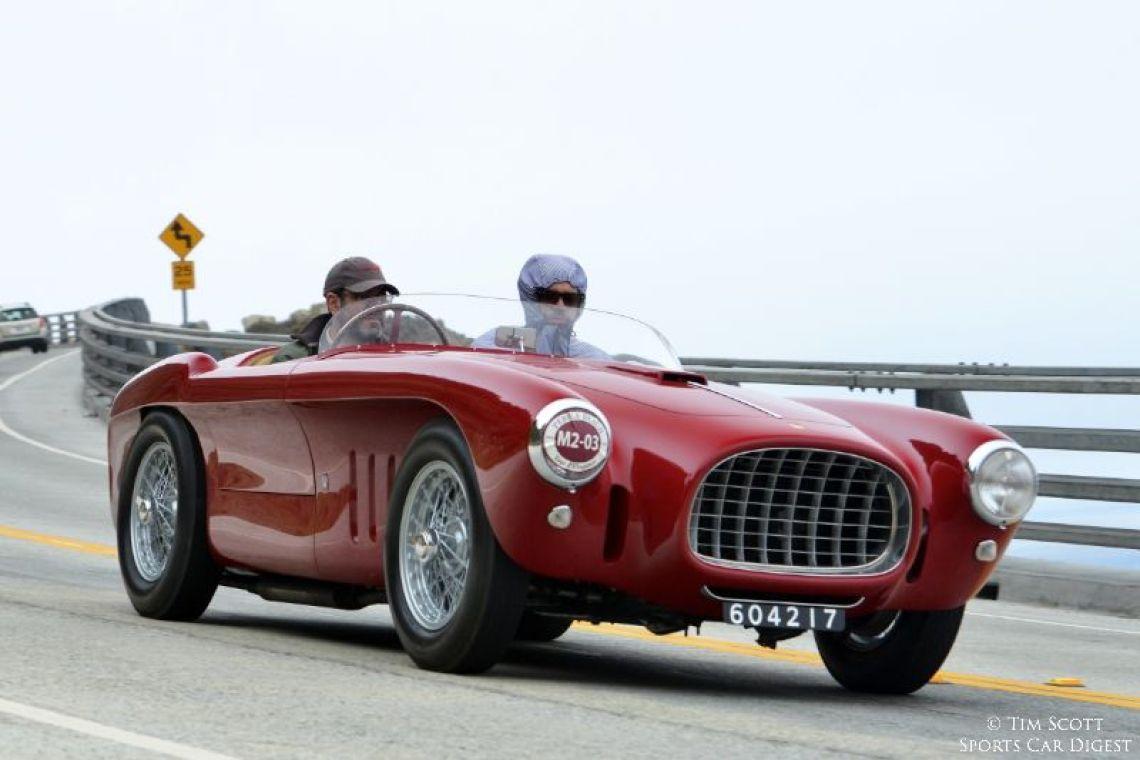1952 Ferrari 225 Export Vignale Spider