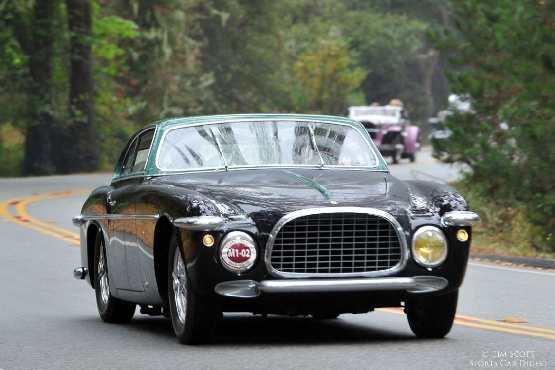 1952 Ferrari 212 Inter Vignale Coupe