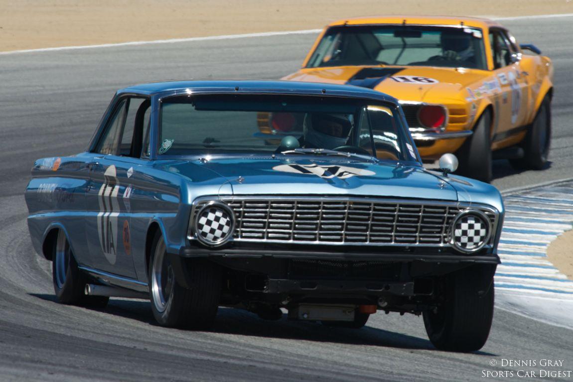 Monterey Motorsports Reunion 2014 Photo Gallery