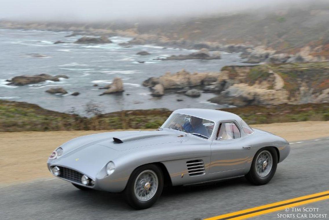 1954 Ferrari 375 MM Scaglietti Coupe