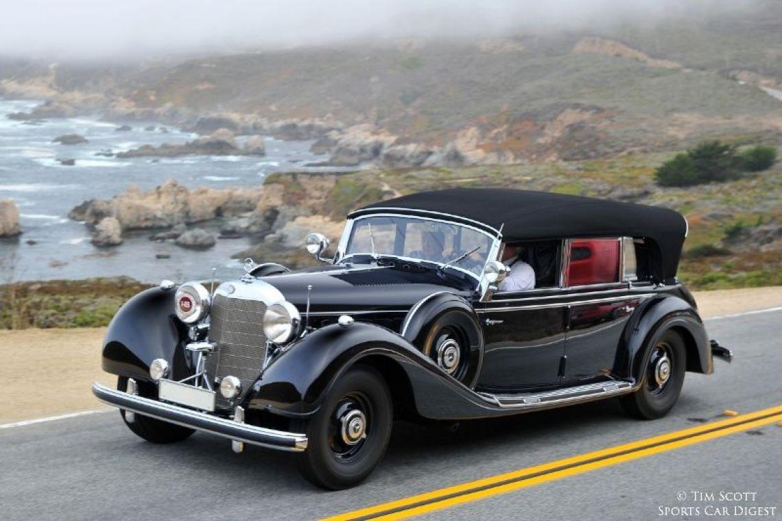 1941 Mercedes-Benz 770K W150 Offener Tourenwagen