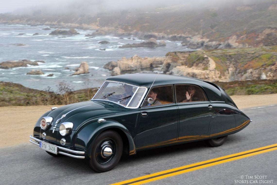 1936 Tatra T77 Aerodynamic Limousine