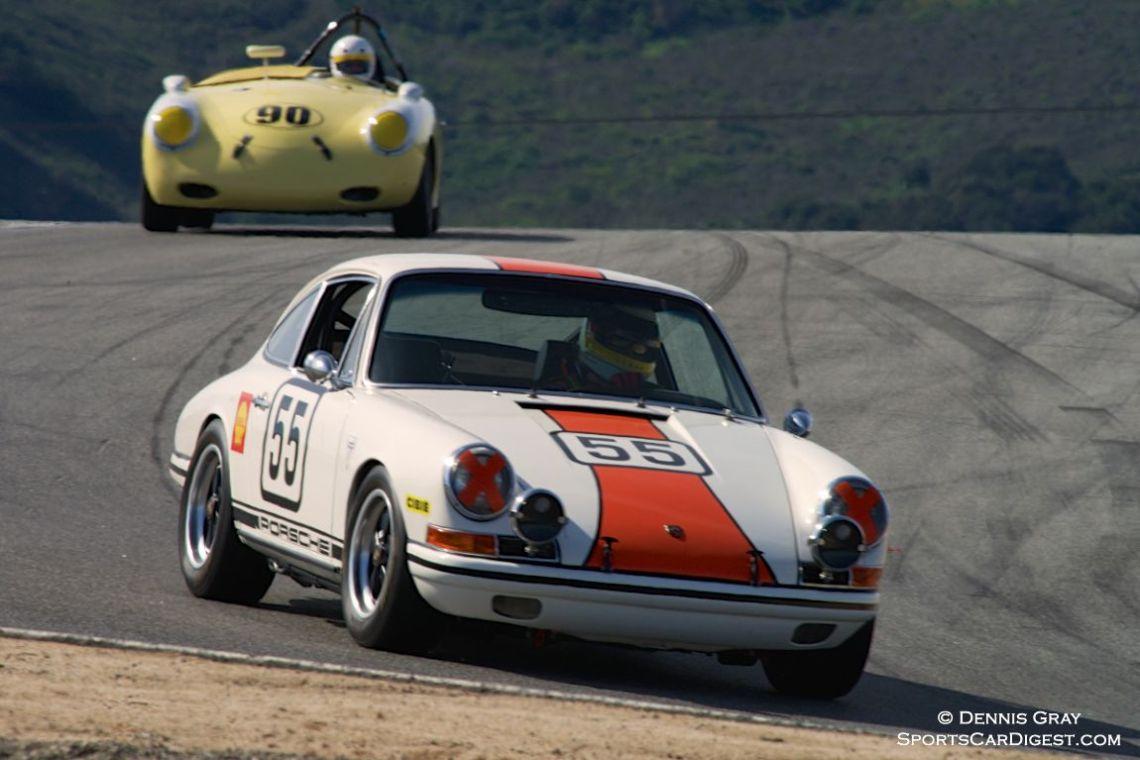Frank Altamura's Porsche 911.