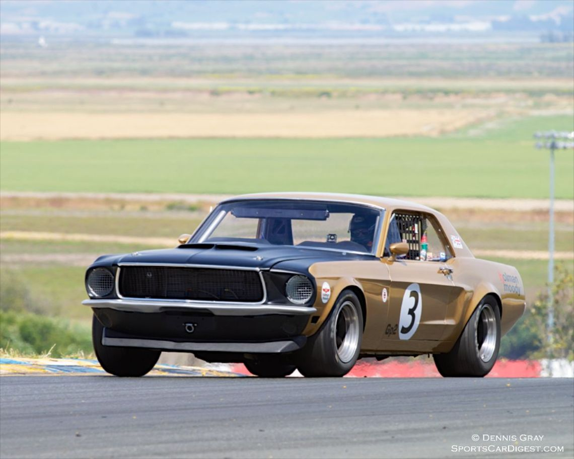 Ken Sutherland's 1968 Ford Mustang 427