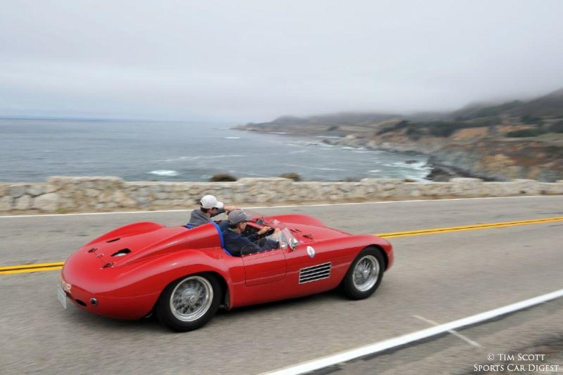 1956 Maserati 300S Fantuzzi Spider