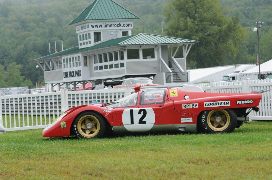1970 Ferrari 512M. 12 Cylinder-5.0 Liter.