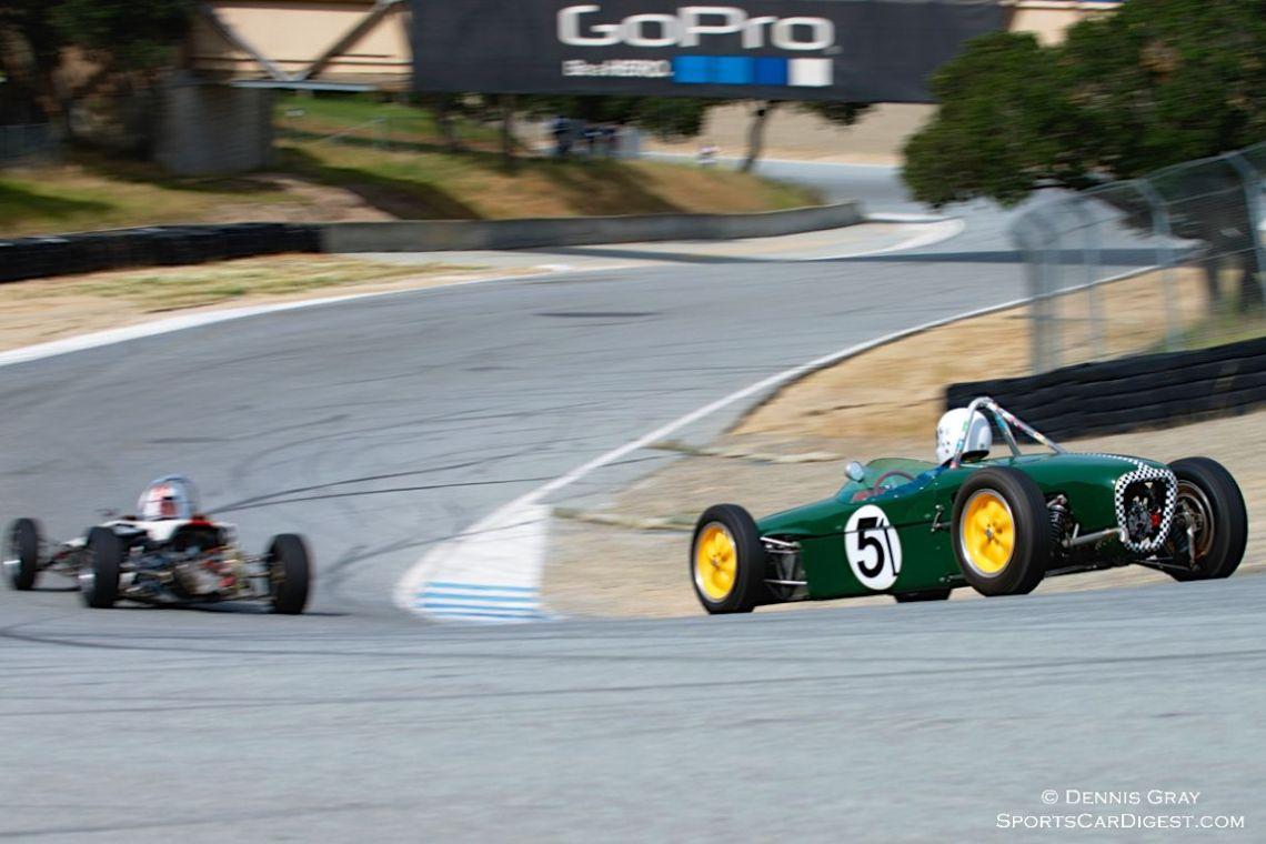 Vern Neff's Lotus 18.