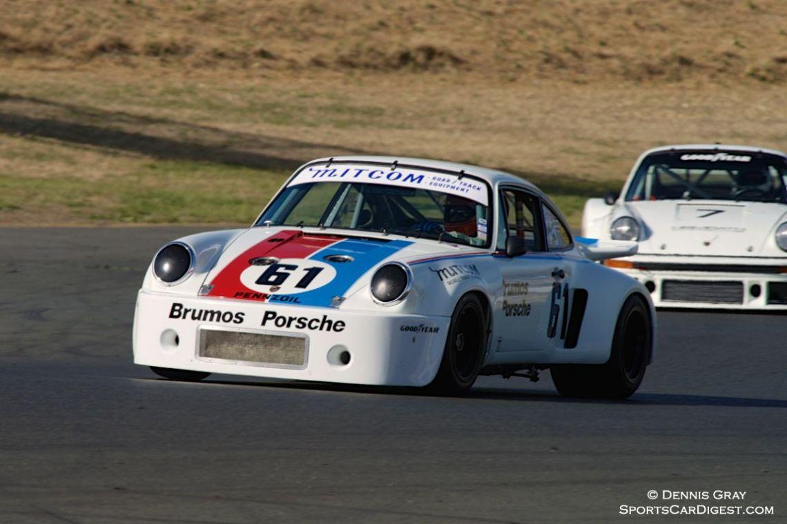 Richard Harris' 1975 Porsche 911 Carrera RSR