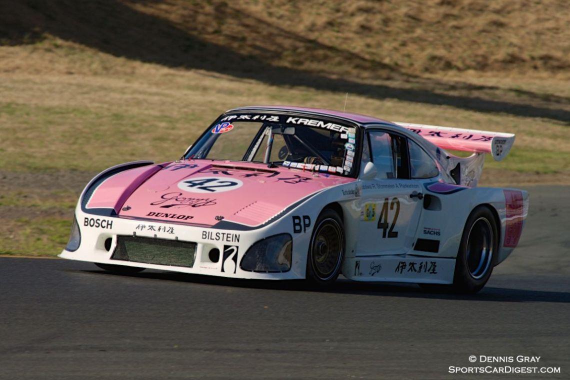 Ranson Webster's 1976 Porsche 935 K3