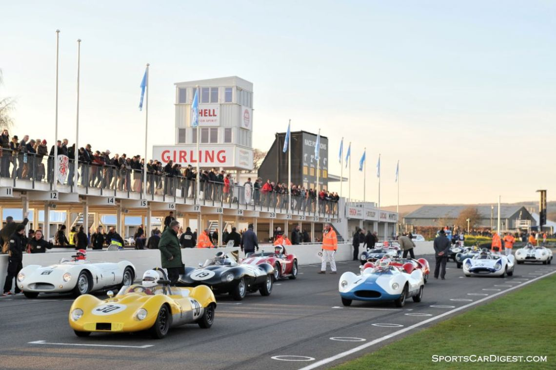 Salvadori Cup - Goodwood Members Meeting 2015