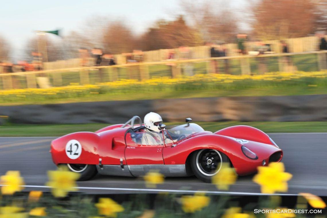 1959 Cooper-Climax T49 'Monaco'