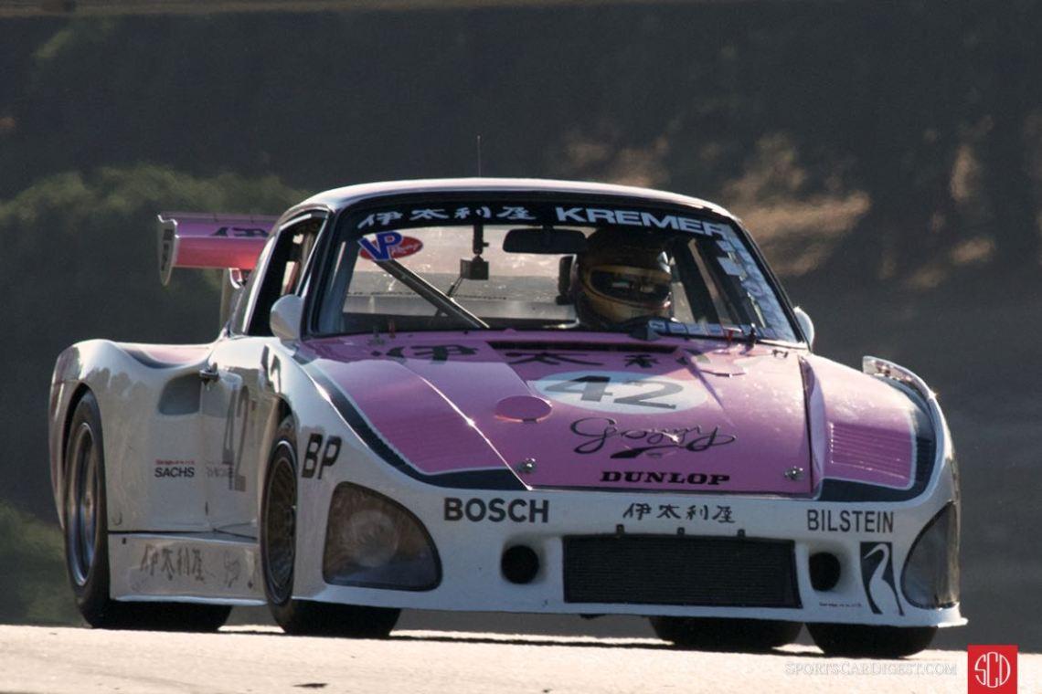 Ranson Webster - Porsche 935 K3