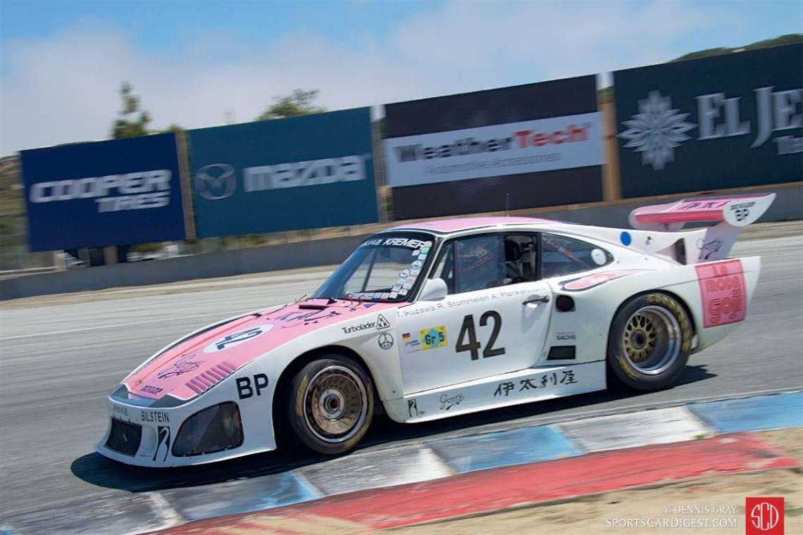 Ranson Webster - 1976 Porsche 935 K3