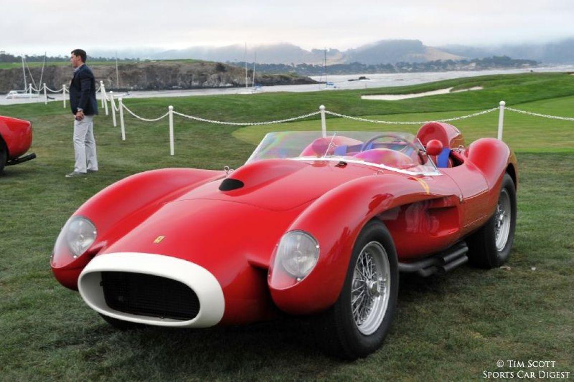 1958 Ferrari 250 Testa Rossa Scaglietti Spider 0748TR