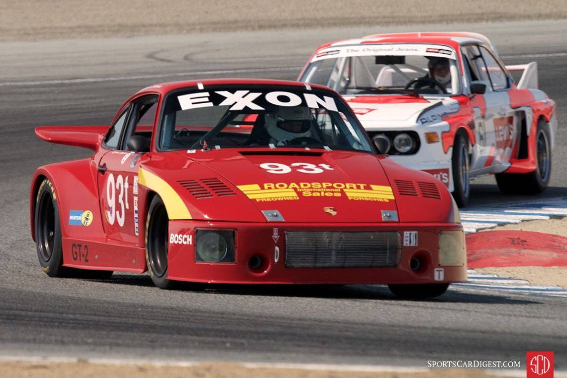 Tom Hedges - Porsche 930 Turbo