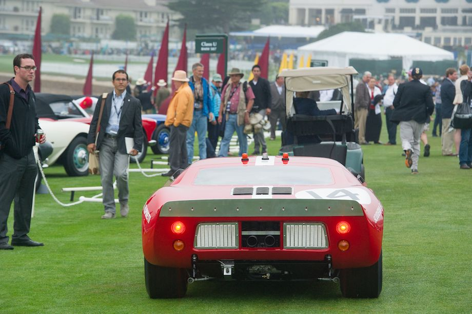 1966 Ford GT40 Mark I