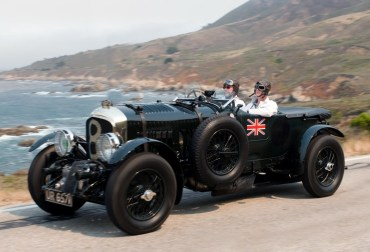 Ralph Lauren Blower Bentley - Pebble Beach Tour d'Elegance