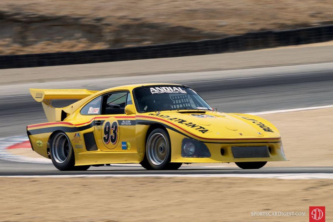 Steve Schmidt - Porsche 935