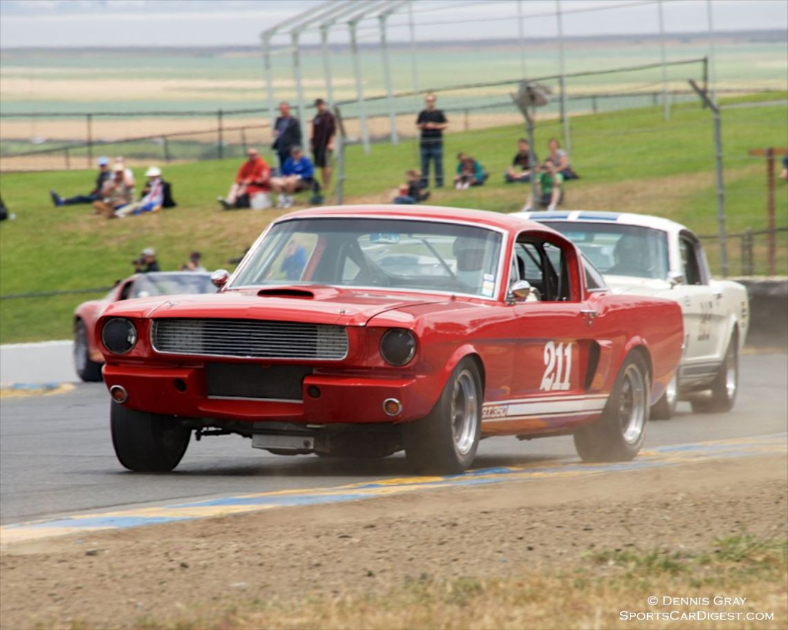 Jim Hague's 1966 Shelby Mustang GT350