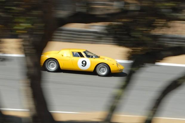 1964 Ferrari 250 LM of Rob Walton