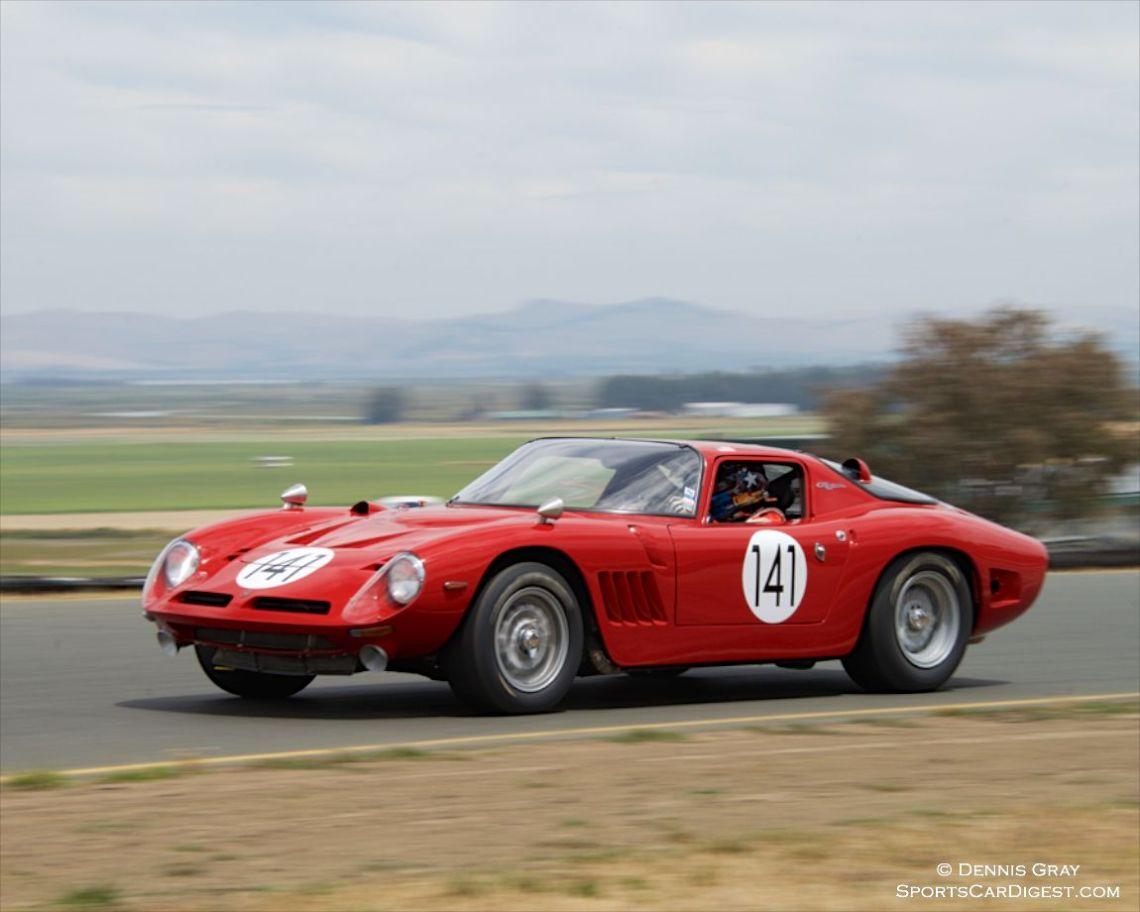 John Fudge's 1966 Bizzarrini 5300GT