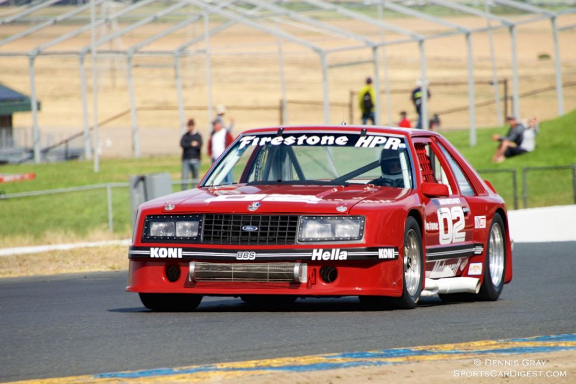 Chris Liebenberg's 1982 Ford Mustang