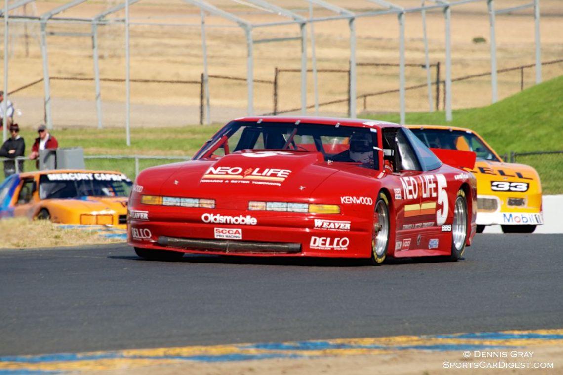 Ike Keeler's 1990 Oldsmobile Cutlass