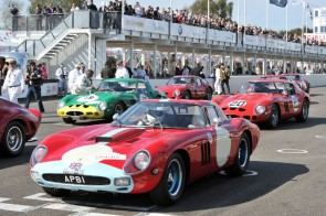 Ferrari 250 GTO at Goodwood Revival