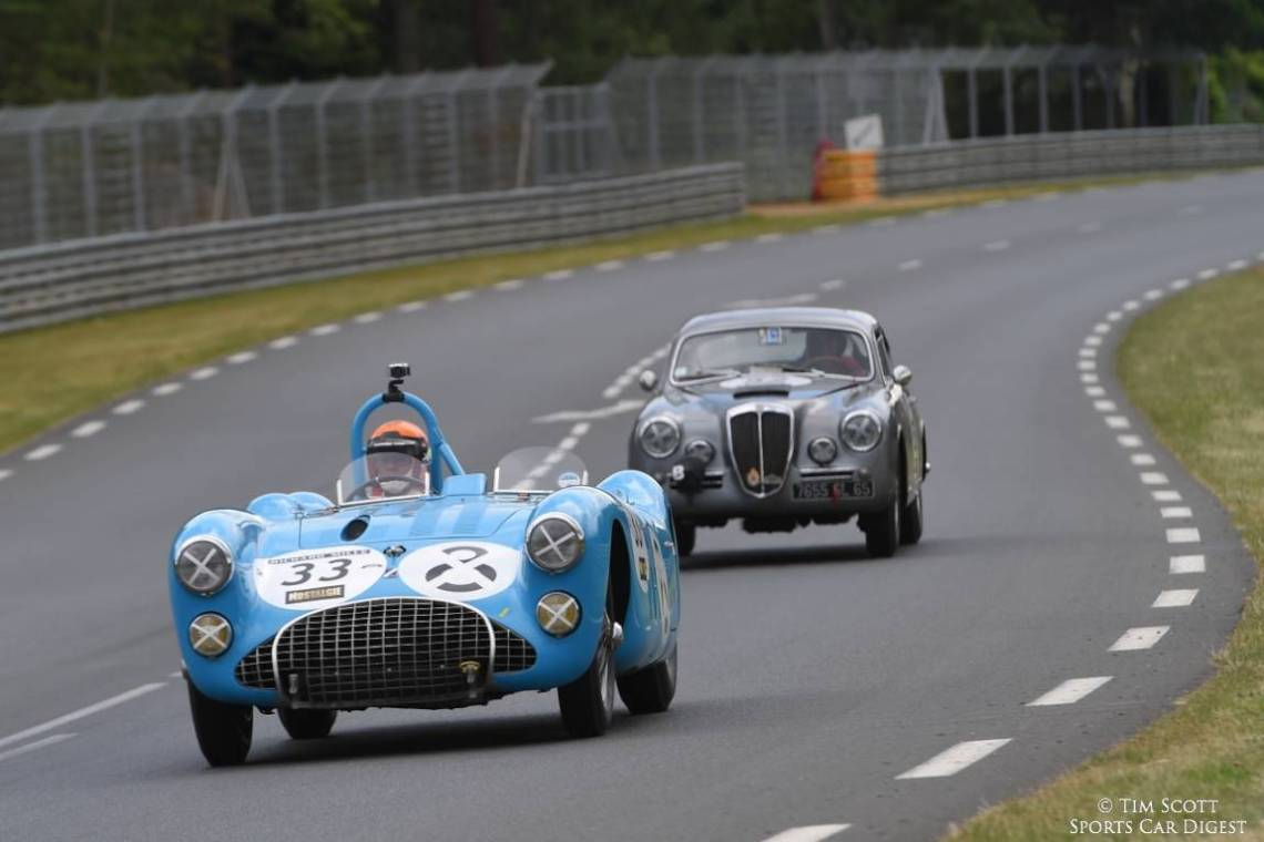 1951 Talbot-Lago T26 GS and 1953 Lancia B20 GT