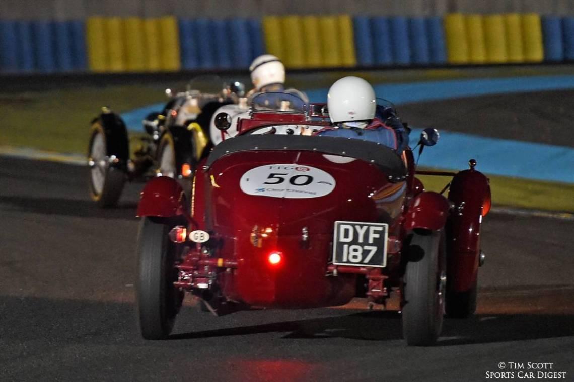 1936 Lagonda LG 45