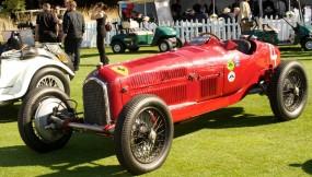 1934 Alfa Romeo 8C Tipo B