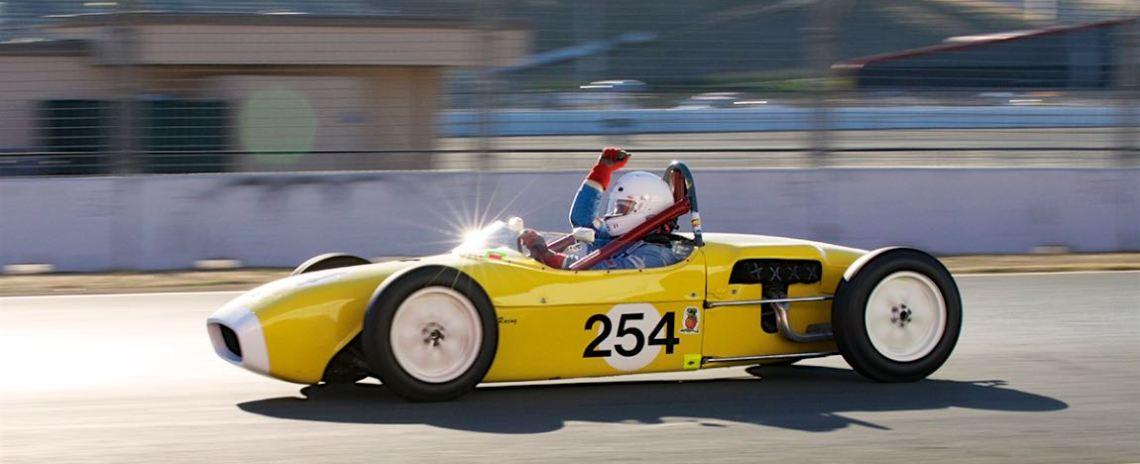 J.R. Mitchell - 1960 Lotus 18 FJR.