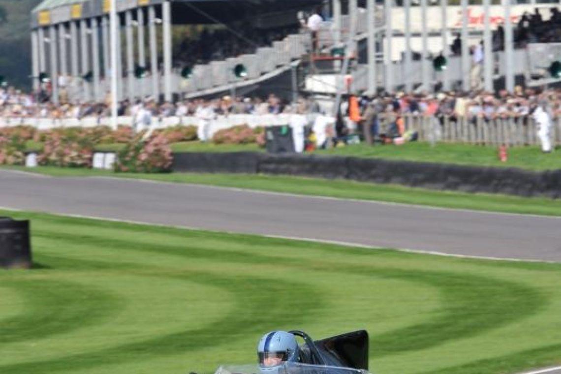 1953 Jowett Jupiter and 1950 Healey Silverstone