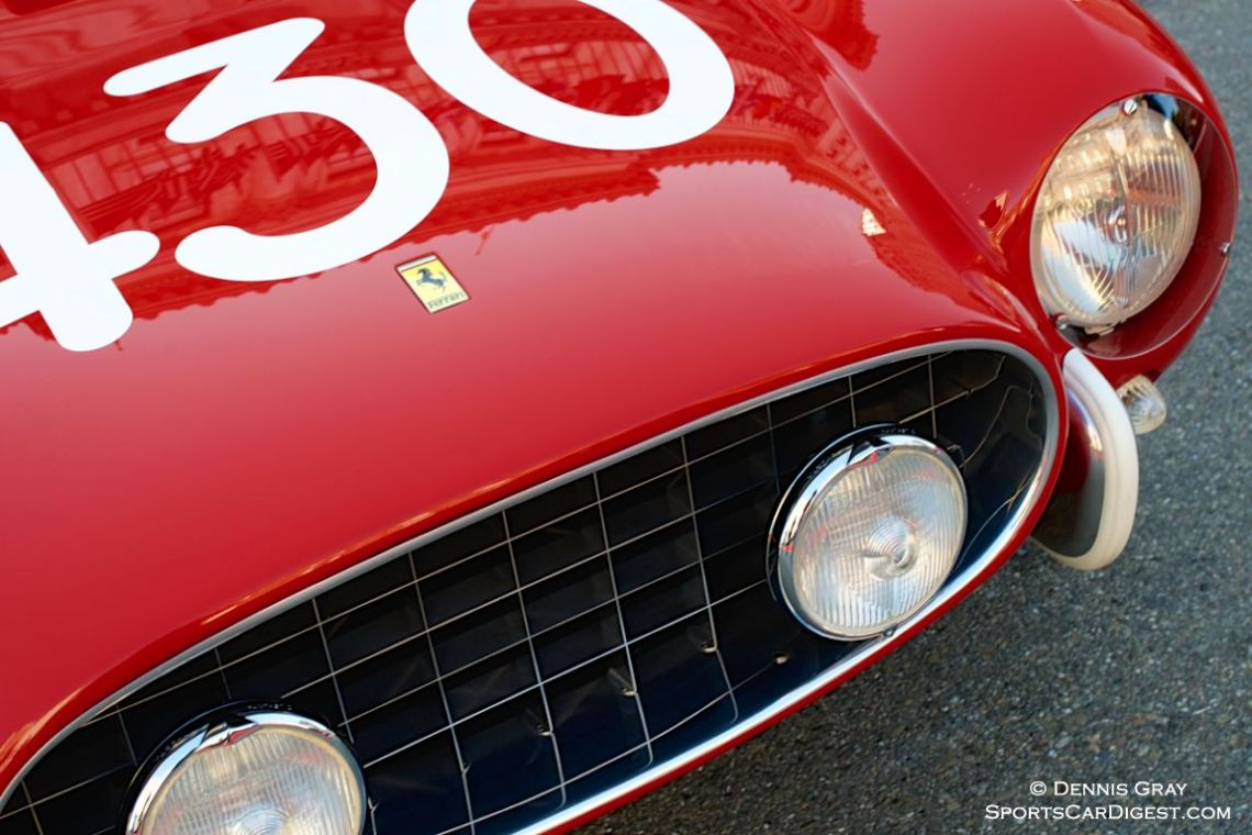 1957 Ferrari 250 GT Tour de France.