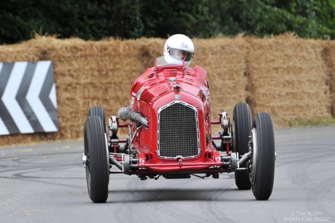 1932 Alfa Romeo Gran Premio Tipo B P3