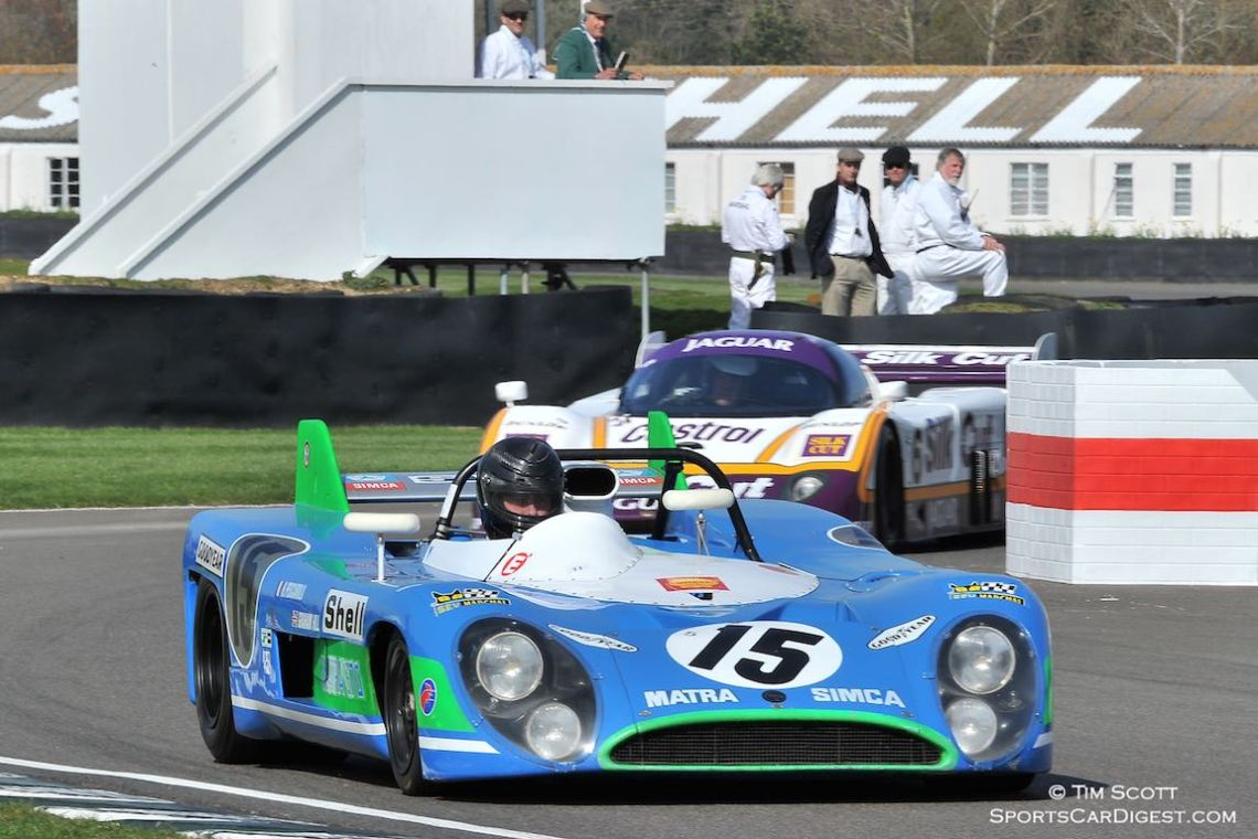 Goodwood Members' Meeting 2014 - Picture Gallery
