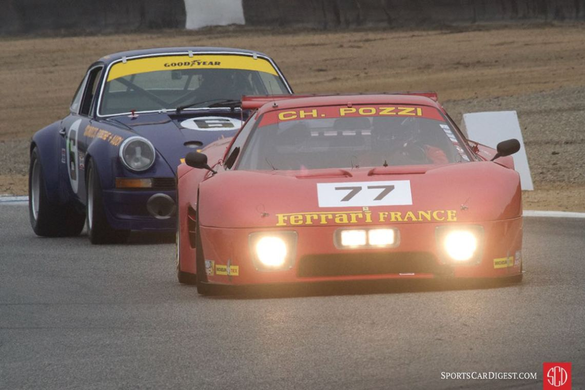 Lawrence Stroll - 1980 Ferrari 512BBLM