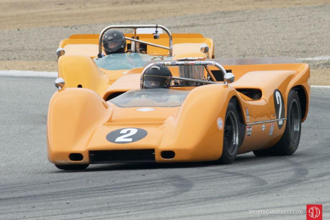 Robert Ryan - 1968 McLaren M6B