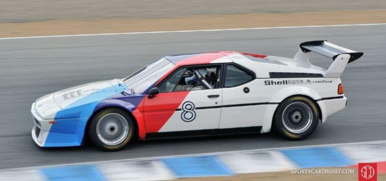 1978 BMW M1 Procar - Henry Schmitt
