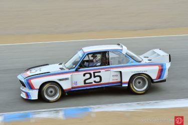 1975 BMW 3.0 CSL - Ludwig Willisch