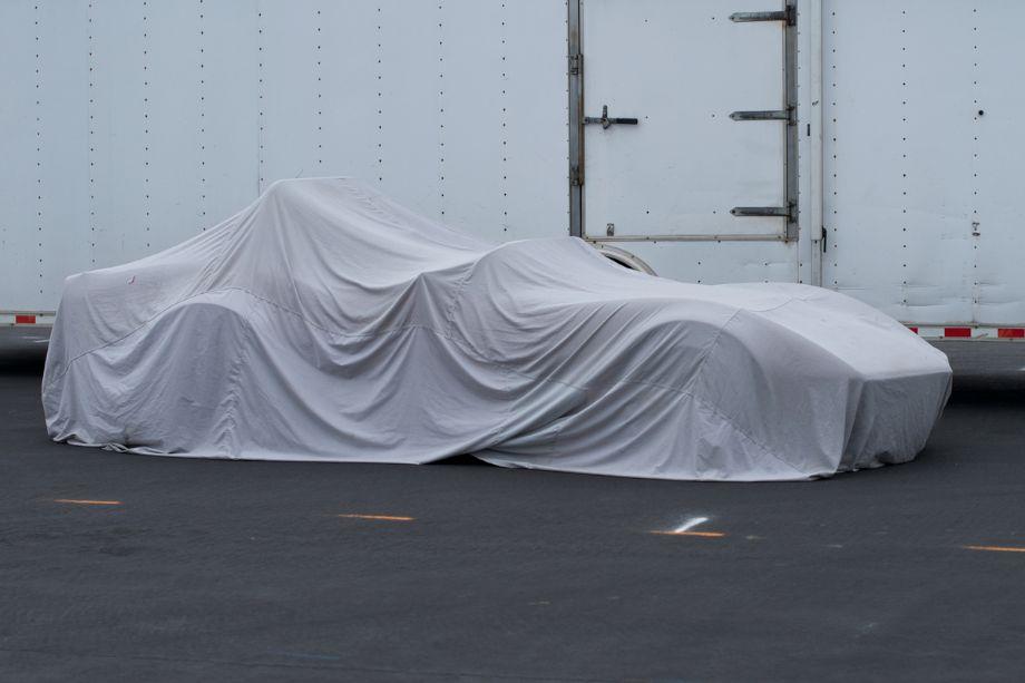 Corvette?
