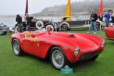 1954 Ferrari 500 Mondial Pinin Farina Spider