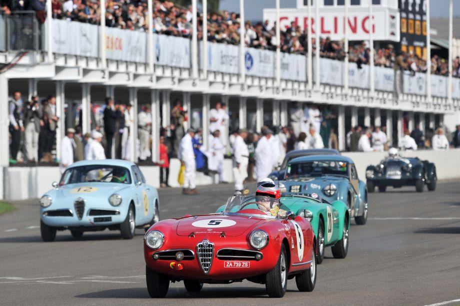 Alfa Romeo Giulietta Sebring Spider