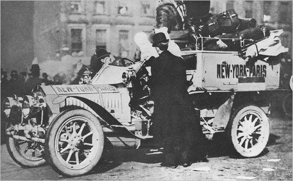French DeDion-Bouton race car