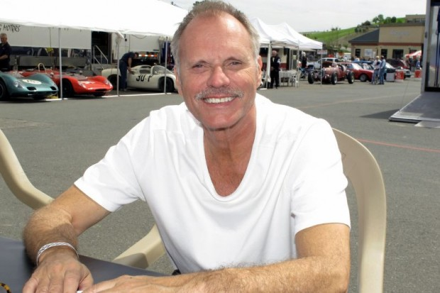 John Goodman of Seattle-based Goodman Racing, in the Infineon paddock.  William Edgar Photo