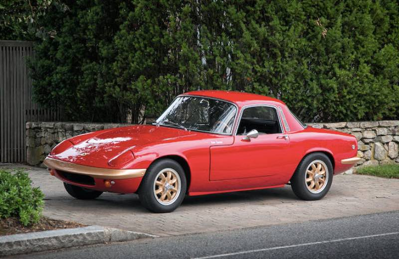 1967 Lotus Elan S3 Coupe