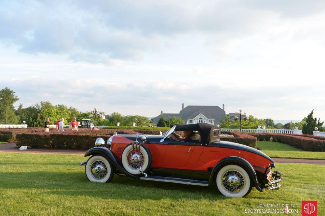 1928 Auburn Model 8-88 Speedster.