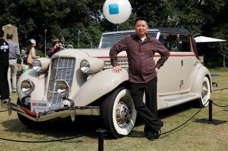 Elegance Award Pre-1950 - 1935 Auburn 852
